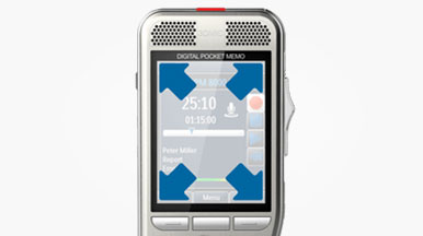 Philips Pocket Memo DPM8200 Software