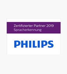 Philips Spracherkennung Haendler Logo