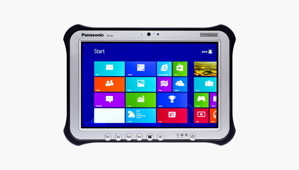 Bild Panasonic Toughbook Tablet FZ-G1