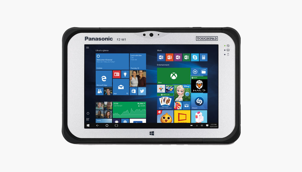 Bild Panasonic Toughbook Tablet FZ-M1