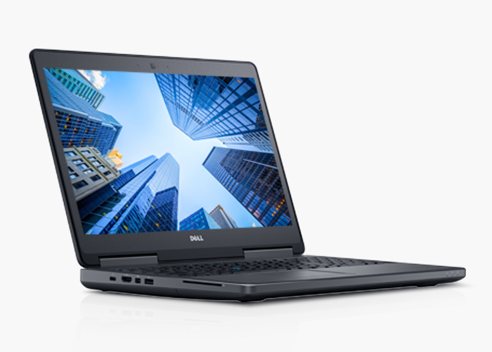 Dell Precision 7000 Workstations - mobile Workstations VR- & KI-fähig in bis zu 17 Zoll