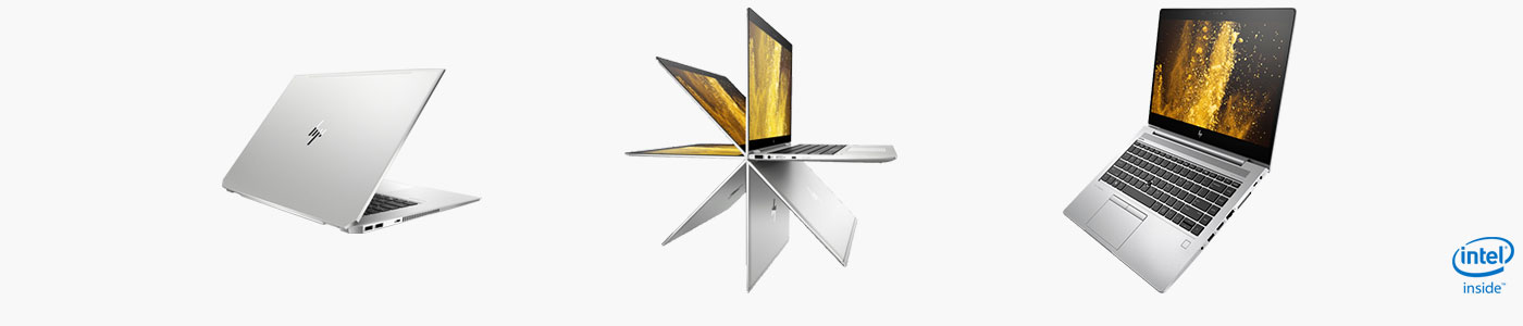 HP EliteBooks sind leistungsstarke Notebooks und mobile Workstations der Business-Klasse
