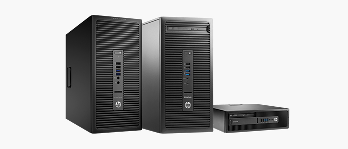 HP EliteDesk 700 Serie - Merkmale