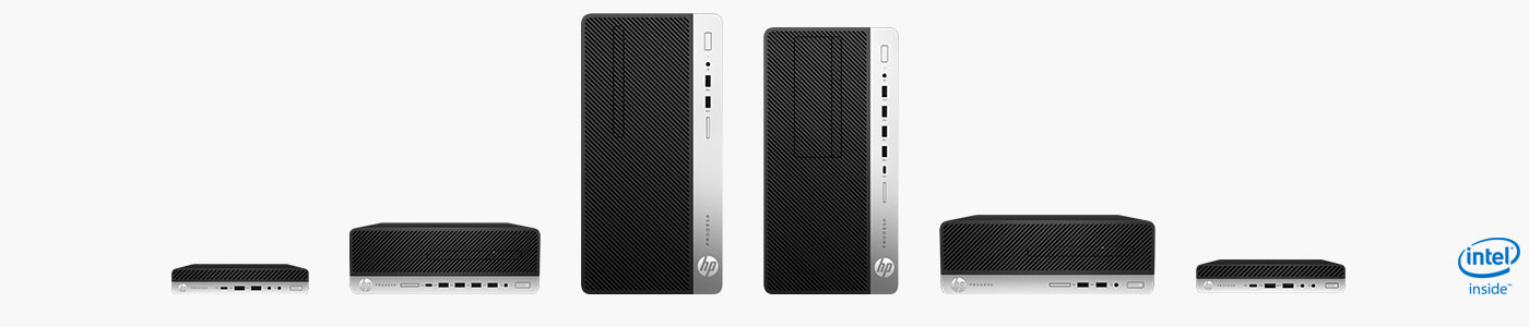HP ProDesk 400 & 600 Desktop PC Serie