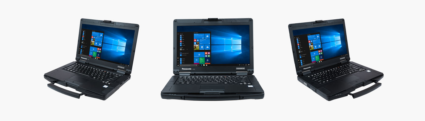 Panasonic Toughbook 55 14 Zoll semi-rugged Notebook