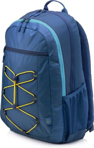 "HP Inc. HP Active Notebook-Rucksack 15.6"" Blau/Gelb 1LU24AA#ABB"