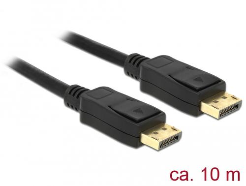DeLOCK DisplayPort 1.2 > DisplayPort 10 m 84862
