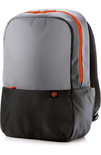 "HP Inc. HP Duotone Notebook-Rucksack 15,6"" Silber 4QF97AA#ABB"