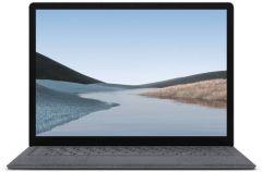 Microsoft Surface Laptop 3 QXS-00004 Platin-Grau Alcantara Tastaturoberfläche