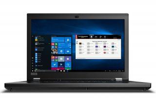 Lenovo ThinkPad P53 Mobile Workstation 20QN005YGE IPS Display mit Windows 10 64-Bit Screen und Lenovo Performance Tuner