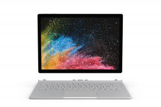 Microsoft Surface Book 2 HN6-00004 Tablet mit abnehmbarer Tastatur