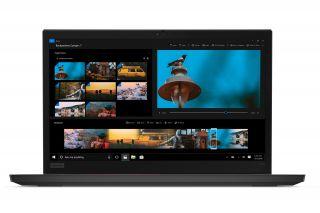 Lenovo ThinkPad E15 20RD001AGE - Front