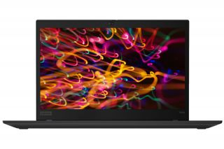 Lenovo ThinkPad T495s 20QJ0012GE Vorderseite