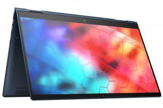 HP Elite Dragonfly 8MK79EA - 2-in-1 Convertible Laptop - Zelt-Modus