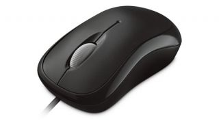 Microsoft Basic Optical Mouse | Schwarz