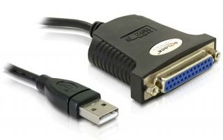 DeLock USB 1.1 parallel adapter