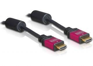 DeLOCK HDMI – HDMI A male > HDMI A male 3 m