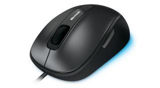 Microsoft Comfort Maus 4500 | Schwarz