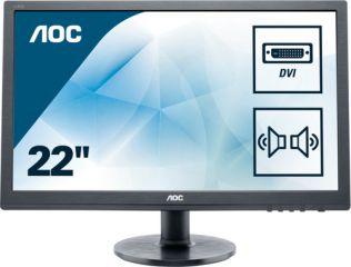 AOC E2260SDA Monitor 22 Zoll