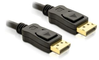 DeLOCK DisplayPort 1.2 male > DisplayPort male 1 m