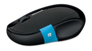 Microsoft Sculpt Comfort Maus | Schwarz