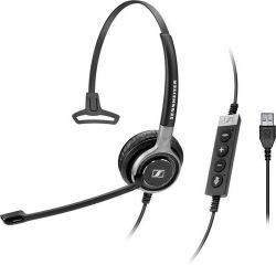 Sennheiser Century SC 630 USB ML Headset On-Ear