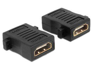 DeLOCK HDMI-A > HDMI-A mit Schraubanschluss