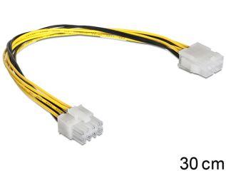 DeLOCK 8 Pin EPS Stecker > Buchse 30 cm