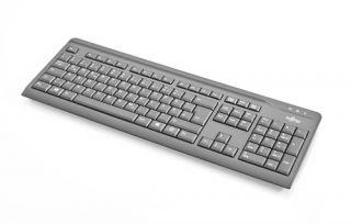 Fujitsu KB410 Tastatur | US/RU