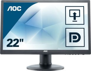 AOC E2260PQ Monitor 22 Zoll