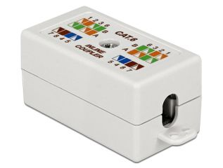 DeLOCK Junction Box for network cable Cat.6 UTP LSA