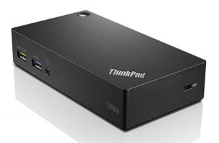 Lenovo ThinkPad USB 3.0 Ultra Dock 45W