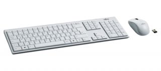 Fujitsu LX390 Wireless Tastatur-und-Maus Set | DE