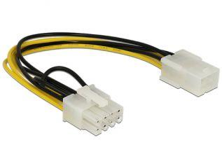 DeLOCK Netzkabel 8-Pin PCIe Power > 6-Pin