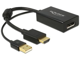DeLOCK HDMI-A > DisplayPort 1.2
