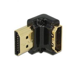 DeLOCK HDMI with Ethernet, HDMI-A female > HDMI-A male