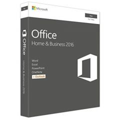 Microsoft Office Home and Business 2016 DE | Mac