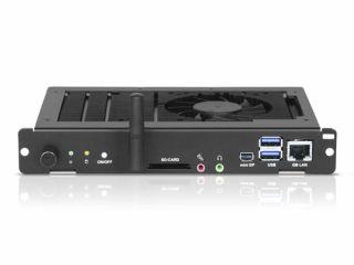 NEC Digital Signage-Player, Anschlüsse, Schnittstellen, Modell 100014358