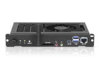 NEC OPS Digital Signage-Player, Anschlüsse, Schnittstellen, Modell 100014319