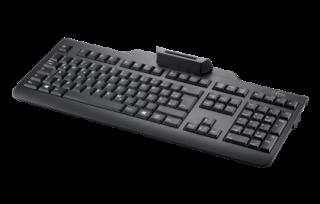 Fujitsu KB 100 SCR Tastatur | DE