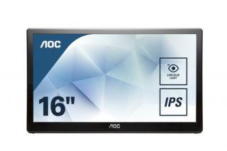 AOC I1659FWUX Tragbarer Monitor 16 Zoll