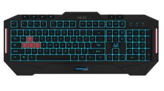 ASUS Cerberus MKII Tastatur | DE