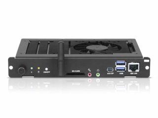 NEC Digital Signage-Player, Anschlüsse, Schnittstellen, Modell 100014614