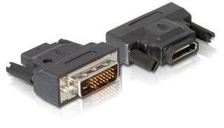 DeLOCK DVI-25pin > HDMI mit LED