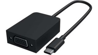 Microsoft USB-C to VGA Adapter