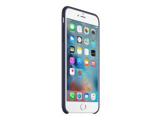 Apple Silikon Case iPhone 6 Plus, 6s Plus | Mitternachtsblau
