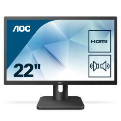 AOC 22E1D Monitor 22 Zoll