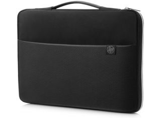 """HP Carry Sleeve Notebook-Hülle 17"""" Schwarz/Silber"""