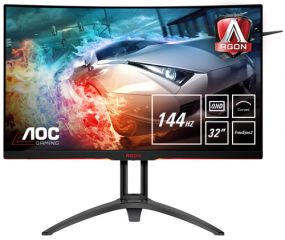 AOC AG322QC4 Monitor 32 Zoll
