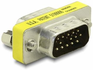 DeLOCK Changer VGA male-male